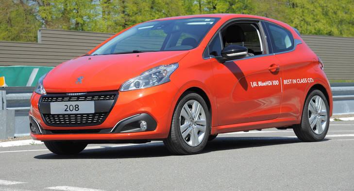 El Peugeot que consume 2.0 litros/100Km