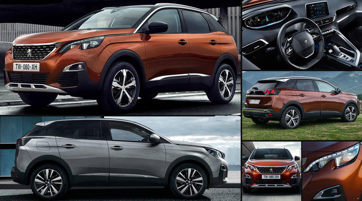 Prueba nuevo Peugeot 3008