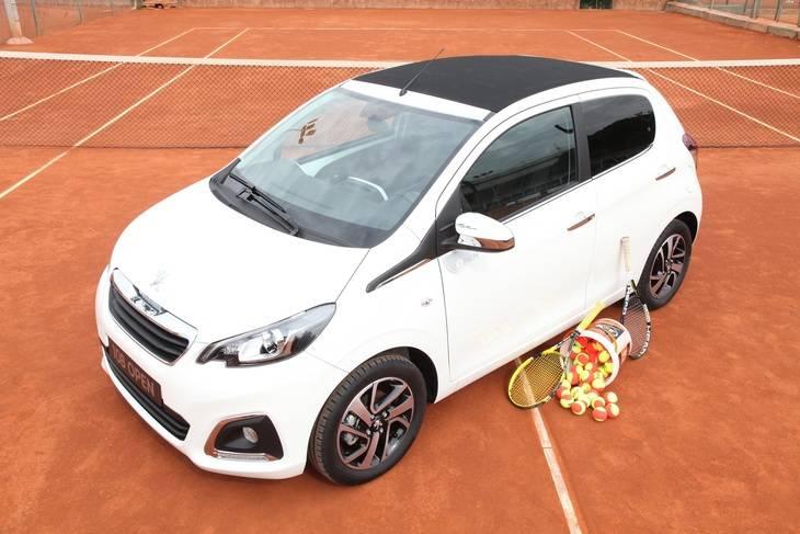 Peugeot 108 Open: desde 13.200 euros