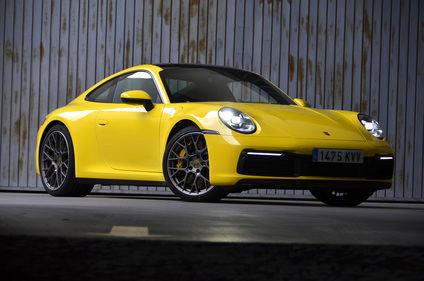 Porsche 911 Carrera 4S más grande y potente