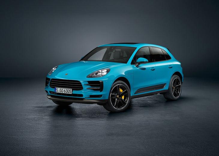 Nuevo Porsche Macan 2019