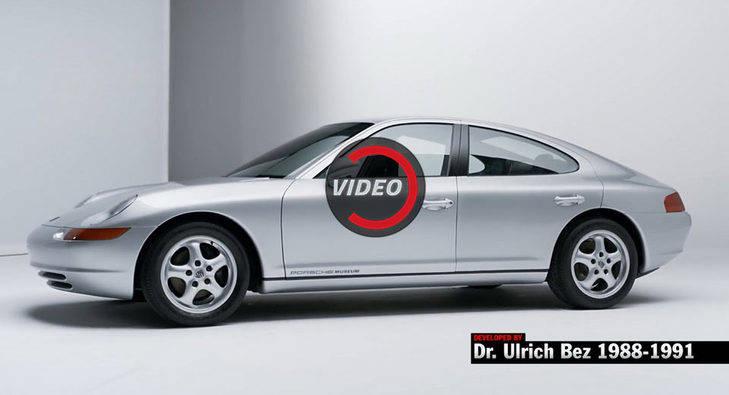 Porsche nos muestra 5 preciosos conceptos