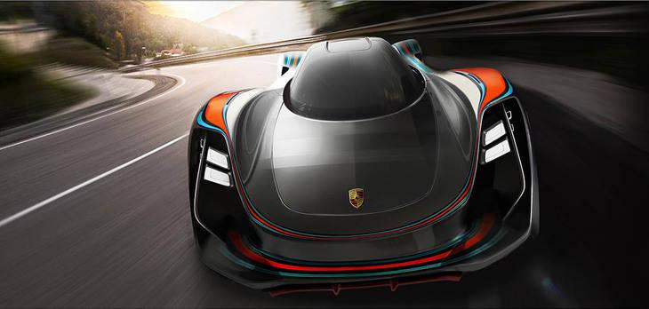 Un proyecto ambicioso para el Porsche 911