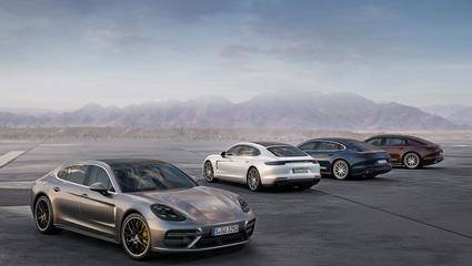 Porsche Panamera: nuevas versiones