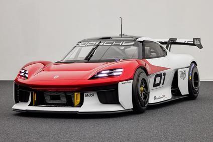 Nuevo Porsche Mission R, sostenibilidad y competición