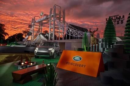 Presentaci�n del nuevo Land Rover Discovery