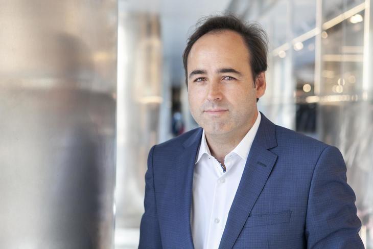 Alberto Olivera máximo responsable de smart en España