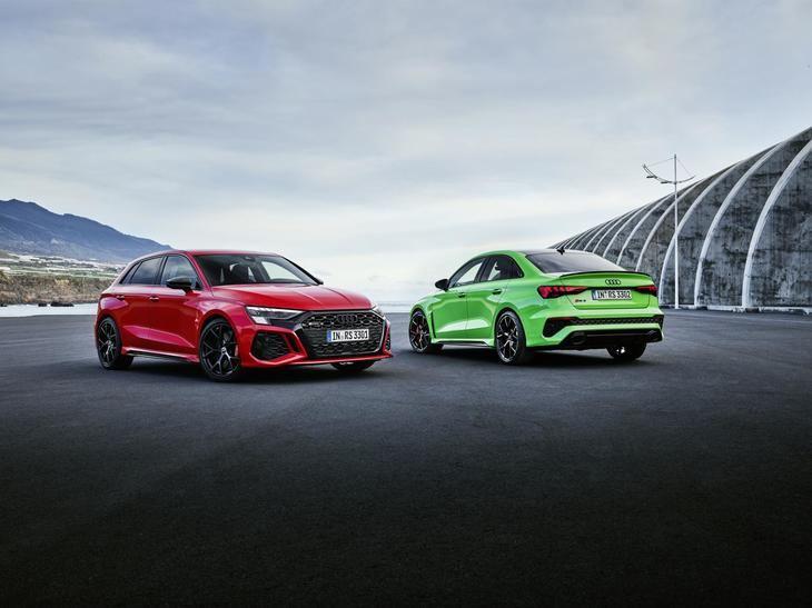Nuevo Audi RS3, deportividad para el día a día
