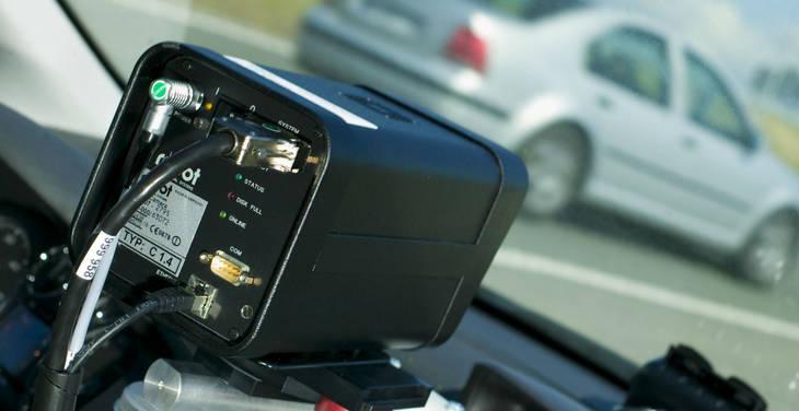 La DGT publica el posicionamiento de los controles (radar) de velocidad