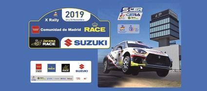 X Rallye Comunidad de MADRID – RACE 2019