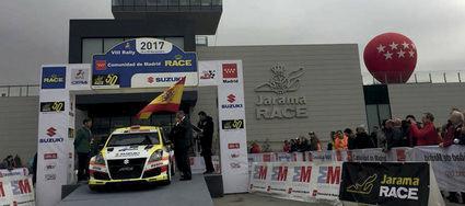 IX Rallye Comunidad de Madrid Race