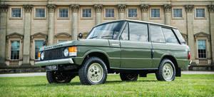 48 años del Range Rover