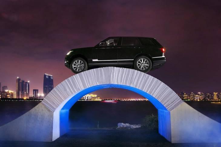 Celebra los 45 años del Range Rover