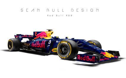 Red Bull RB13 la gran esperanza contra Mercedes