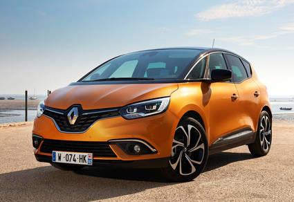 """El nuevo Renault Scenic frente a los """"SUV"""""""