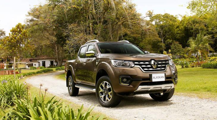 Renault ALASKAN, la primera pick-up de la firma del rombo