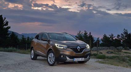 Renault Kadjar, el nuevo Crossover fabricado en Palencia
