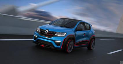 Los impresionantes Concept de Renault