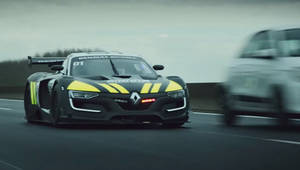 Nuevo v�deo del Renault Sport RS 0.1 Interceptor
