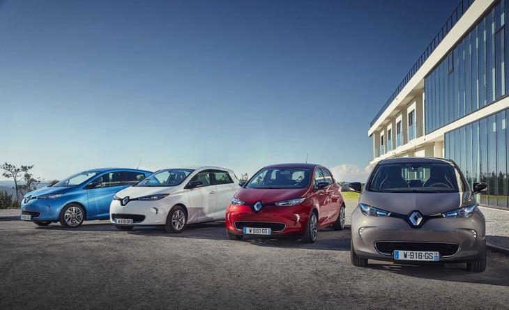 El Nuevo Renault ZOE y sus competidores