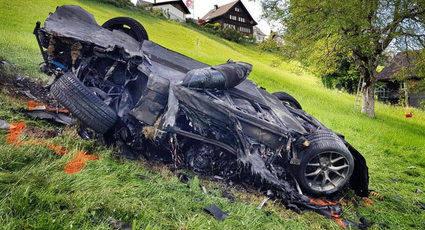 Declaraciones de Rimac tras el accidente de Richard Hammond