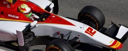 Roberto Merhi hizo lo que pudo
