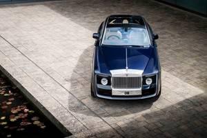 Rolls Royce Sweptail, único en el mundo