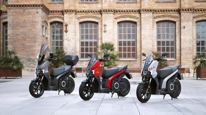 La SEAT MÓ eScooter 125 llega al mercado