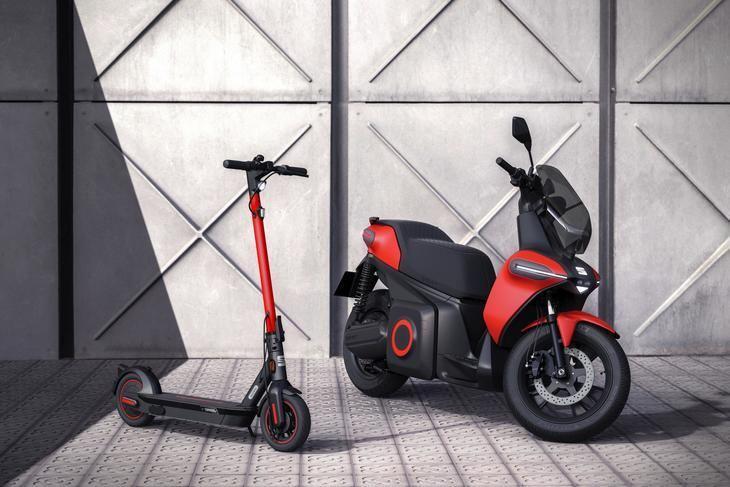 SEAT presenta su e-Scooter concept
