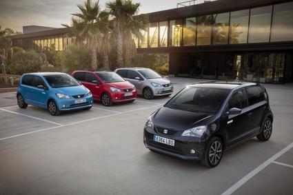 SEAT Mii eléctrico por 17.000 euros
