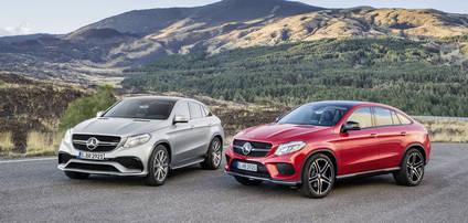 Gama SUV de Mercedes: precios y detalles