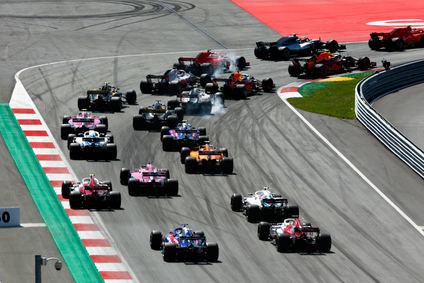 F1: carreras al sprint y parrilla invertida