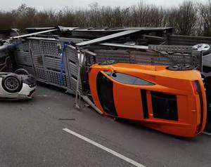 El accidente más caro de la historia