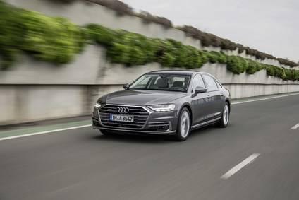 El nuevo Audi A8 desde 97.460 euros