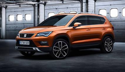 Nuevo SEAT Ateca desde: 18.800 Euros