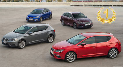 Los coches más vendidos del año 2016