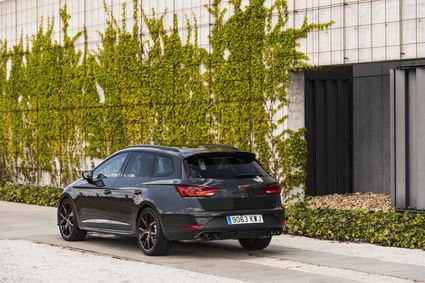 Nuevo SEAT León ST CUPRA R desde 53.495 euros
