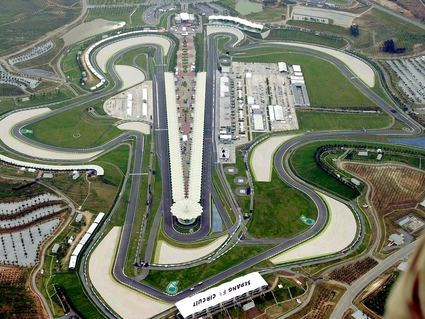 Horarios test en Sepang MotoGP