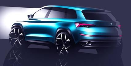 As� es el futuro SUV de Skoda