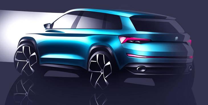 Así es el futuro SUV de Skoda