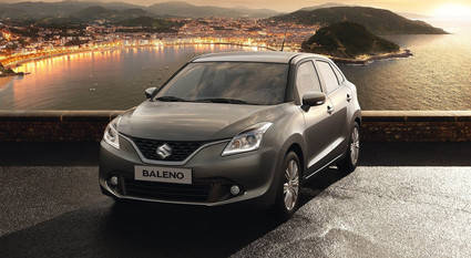 La alternativa compacta de Suzuki