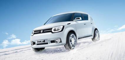 El 'mini' crossover de Suzuki se apellida iM-4
