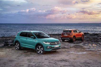 El T-Cross completa este segmento de Volkswagen