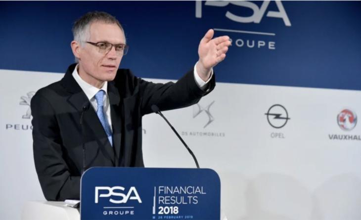 Carlos Tavares, el portugués que relanzó al Grupo PSA