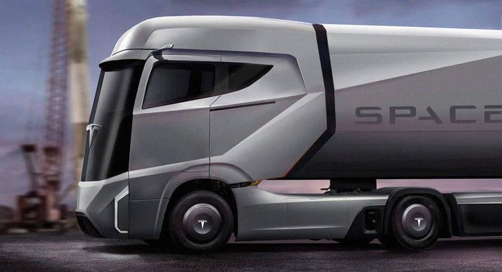 Elon Musk confirma el camión Tesla para septiembre, una pick-up en 2 años y la vuelta del Roadster