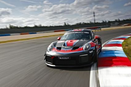 El Porsche 911 RSR preparado para el WEC