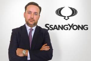 Tom�s Galbis Sainz de Vicu�a nuevo Director Comercial de Ssangyong Espa�a