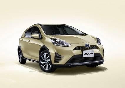 Toyota Prius C se renueva