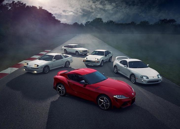 Nuevo Toyota GR Supra, diseño japonés y corazón aleman
