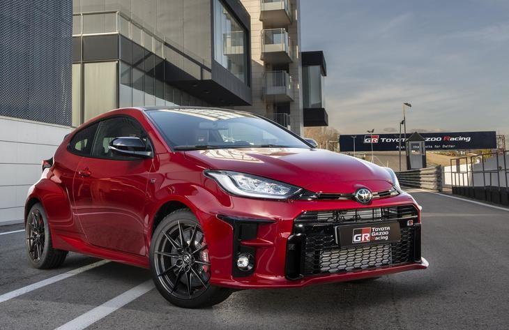 Toyota GR Yaris desarrollado de la competición desde 32.900 €